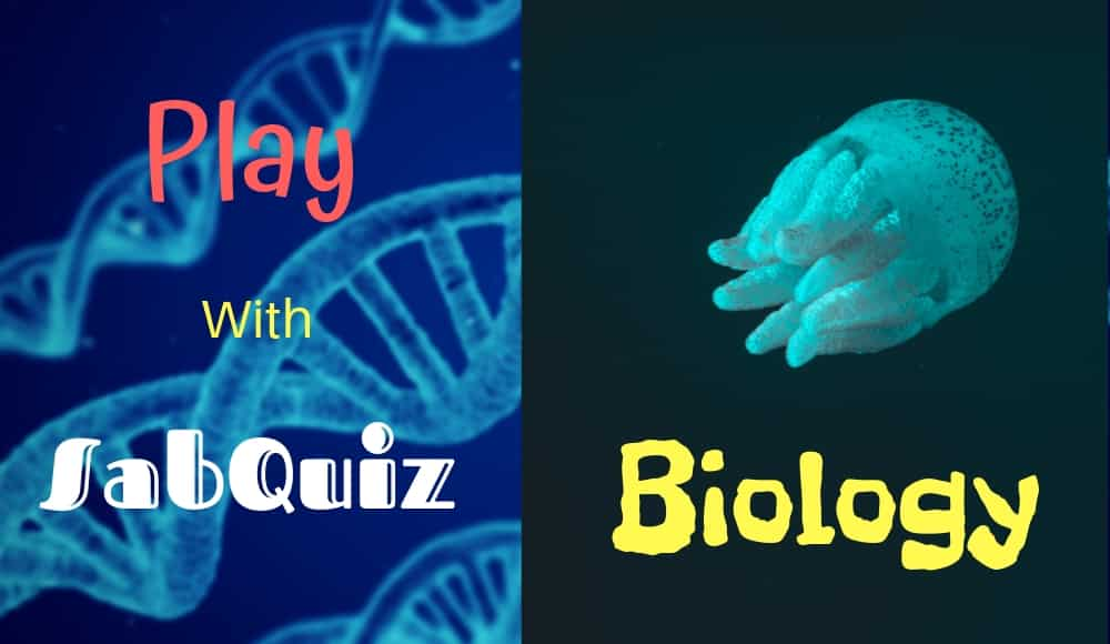 Biology Quiz, Biology MCQ, Biology Questions