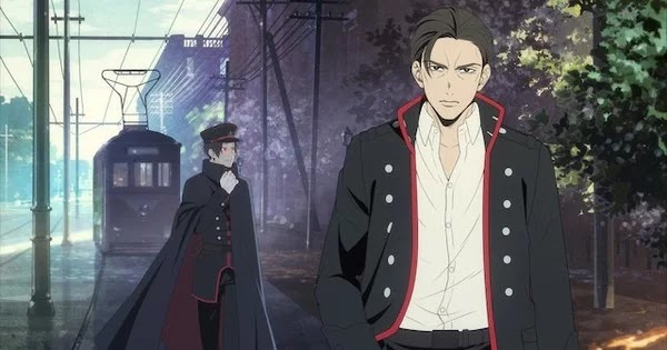 MARS RED Vampire Dapatkan Adaptasi Anime Rilis Tahun 2021