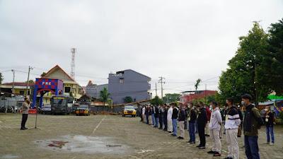 Kapolres Torut Lepas 58 Calon Siswa, Polisi Tugas Umum Ke Polda Sulsel
