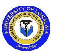Latest Jobs in University of Loralai Assistant Professor , Lecturer Professor