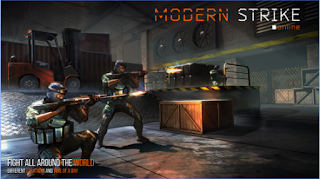 Modern Strike Online Apk Data Obb - Free Download Android Game