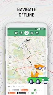MAPS.ME – Offline Map and Travel Navigation v9.5.2 Mod Apk