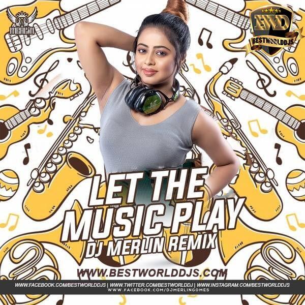 Let The Music Play - Shamur - DJ Merlin