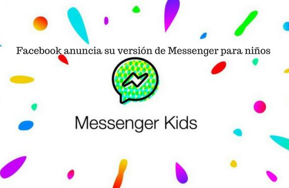 RedesSociales, Facebook, mensajería instantánea, Social Media, Niños, messenger