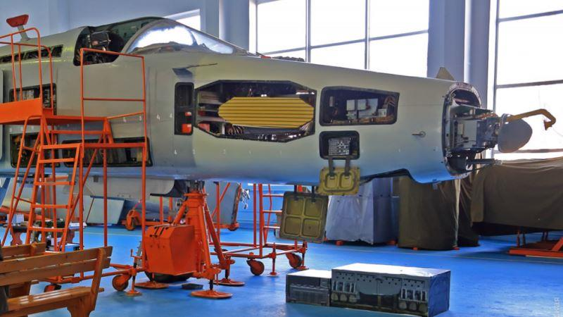 Upgrade Su-24MR