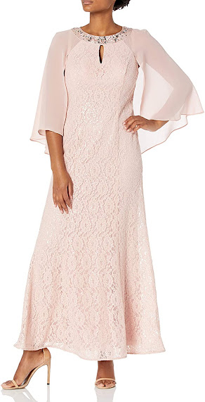 Pink Mother of The Groom Dresses