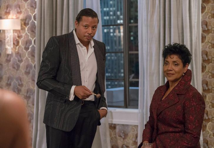 Empire - Episode 3.07 - What We May Be - Promo, Sneak Peek, Promotional Photos & Press Release