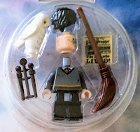 miniatura lego harry potter especial