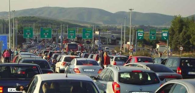 Streik schließt griechische Grenzübergänge am Mittwoch