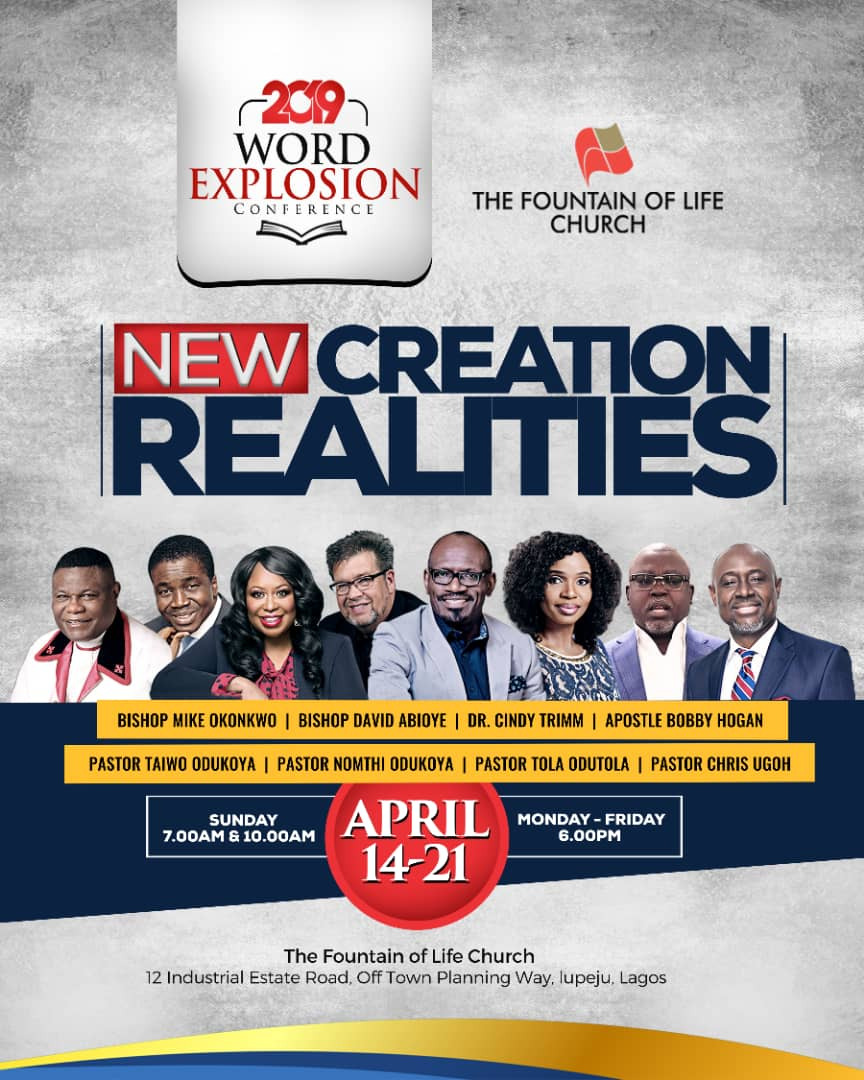 Stella Dimoko Korkus com: Word Explosion Conference With