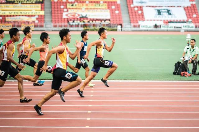 Hal Yang Perlu Diperhatikan Saat posisi Lari