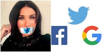 Jornalista conservadora Laura Loomer vence recurso judicial por censura das gigantes da tecnologia Facebook, Google, Twitter e Apple