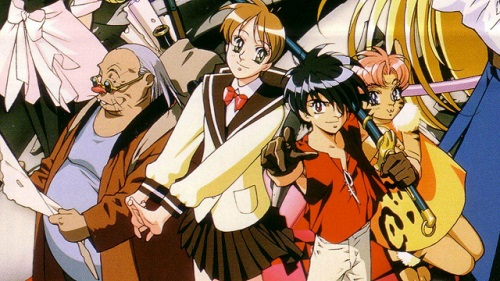 Vision of Escaflowne anime