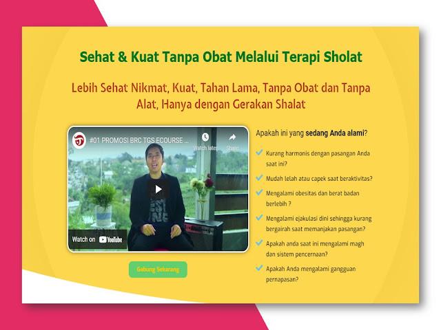 Pelatihan Terapi Gerakan Sholat untuk Ejakulasi Dini di Surabaya
