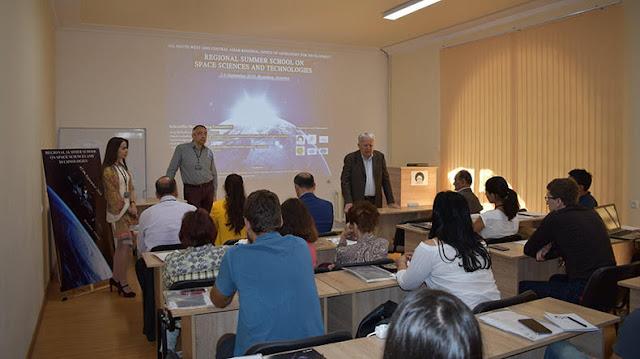 Escuela de Verano Astronómica Regional abre en Byurakan