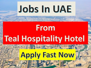 hotel jobs in dubai, dubia hotel jobs for indians