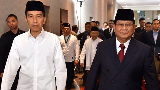 JCC: Jokowi dan Prabowo, Ibarat Rembulan dan Matahari untuk Indonesia