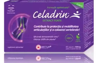 celadrin extract forte pareri forum beneficii si efecte adverse