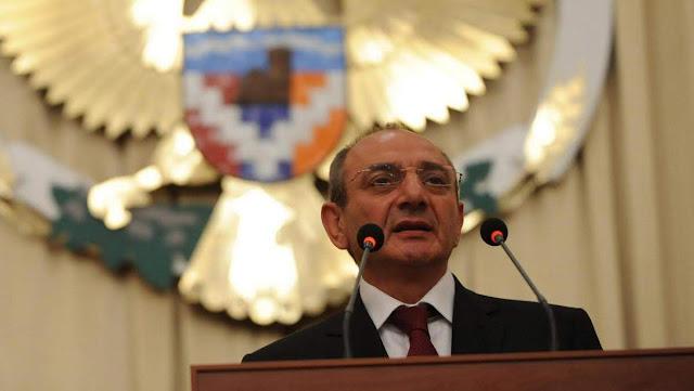 Arsaj niega que haya comunidad azerbaiyana de Karabaj