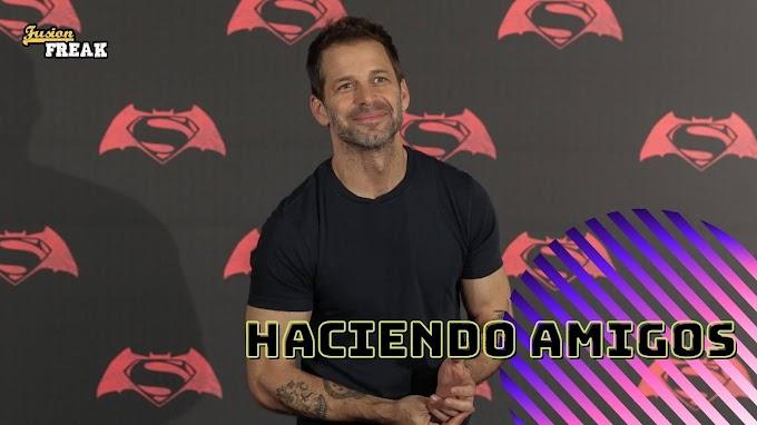 """Zack Snyder sobre el Snyderverso: """"Warner Bros es Agresivamente anti-Snyder"""""""