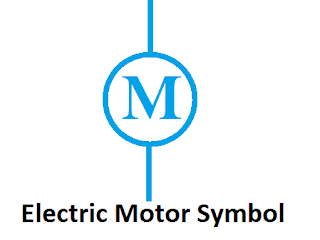 electrical motor symbol