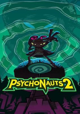 Capa do Psychonauts 2