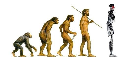 the evolution of man explained Biological evolution, simply put, is descent with modification this definition encompasses small-scale evolution (changes in gene — or more precisely and technically, allele — frequency in a population from one generation to the next) and large-scale evolution (the descent of different species .