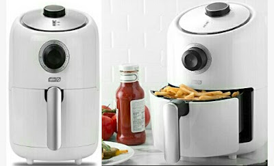 Dash Air Fryer - Kitchen Tabletop Electric Oven Cooker