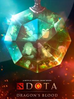Assistir Dota: Dragon's Blood Online