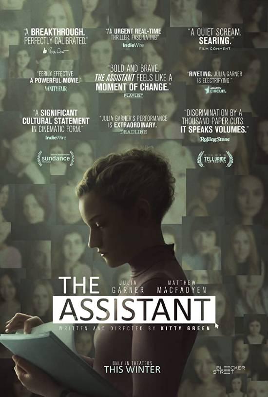 مشاهدة فيلم The Assistant 2019 مترجم
