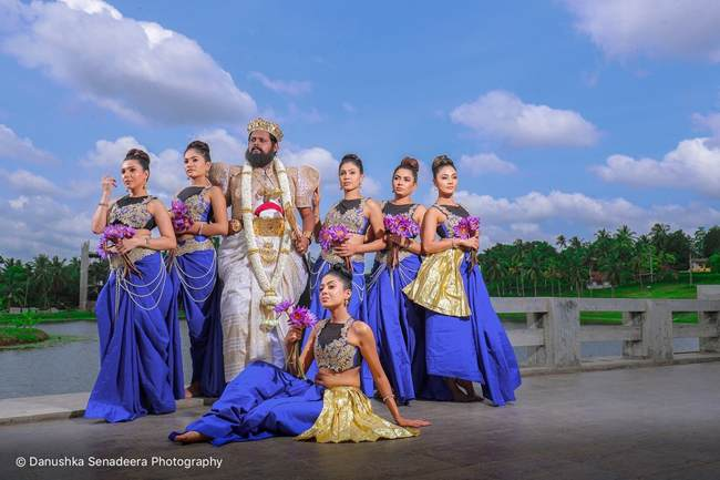Chandimal Jayasinghe Royal Party 2019 - Pre shoot 5