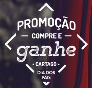 Promoção Cartago Sandálias Dia dos Pais 2017 Ganhar Carteira