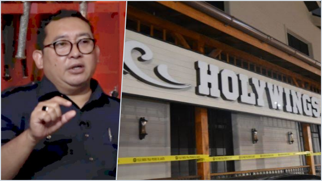 Hukuman Holywings Lebih Ringan dari HRS, Fadli Zon: Bukti Hukum Sesuai Selera Penguasa