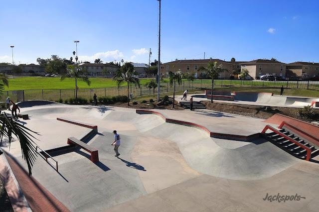 Skatepark linda vista san diego