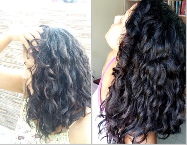 creme-de-pentear-texturizador-da-Lola-cosmetics-nos-cabelos