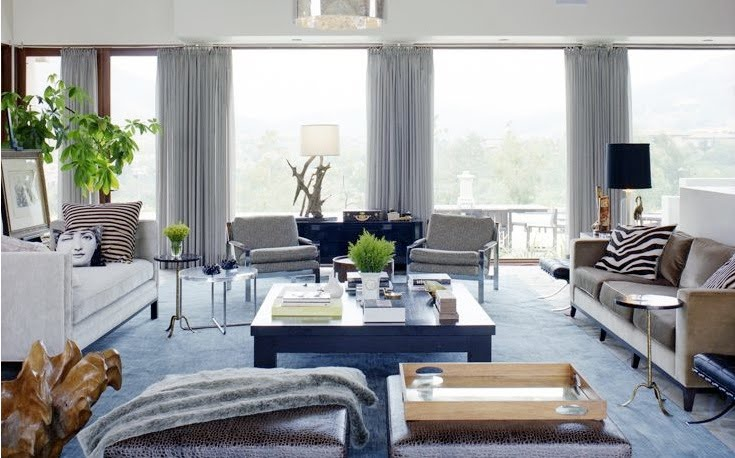 Here Are A Few Things To Keep In Mind While Considering Your Choice Of Window Treatment For Floor Ceiling Condo Windows