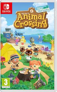 Guitarra y Pedalera en Animal Crossing.