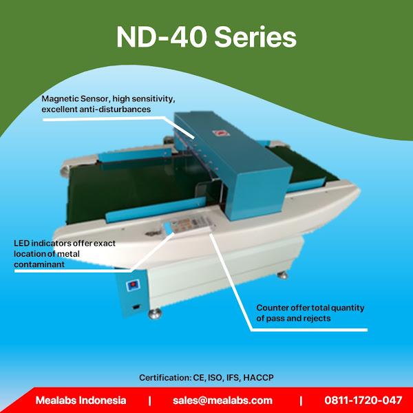 ND-40 Series Needle Detector