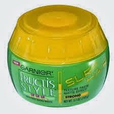 garnier fructis style surf hair texture paste bits and bobs garnier fructis surf hair texture 2605