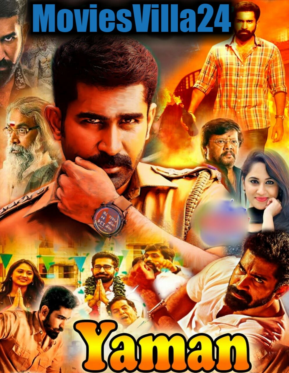 Yaman New Released South Hindi Dubbed Movie 2019 Download