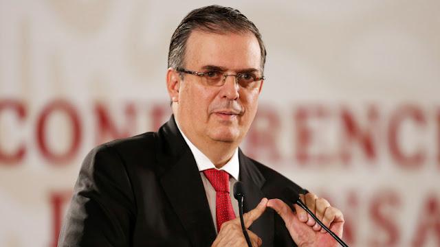 Canciller de México publicará informe sobre los acuerdos alcanzados con la Administración de Trump