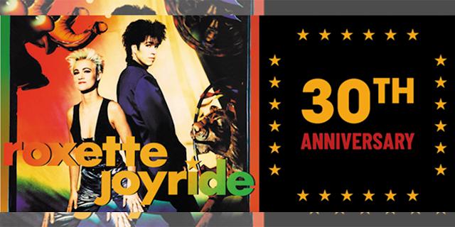 """30 años de """"Joyride""""  - ¡Roxette celebra un album clásico de pop!"""