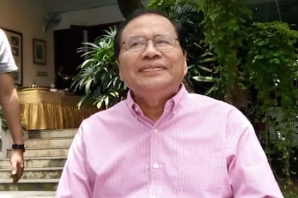 Rizal Ramli: Informasi Situng KPU Benar-benar Sampah