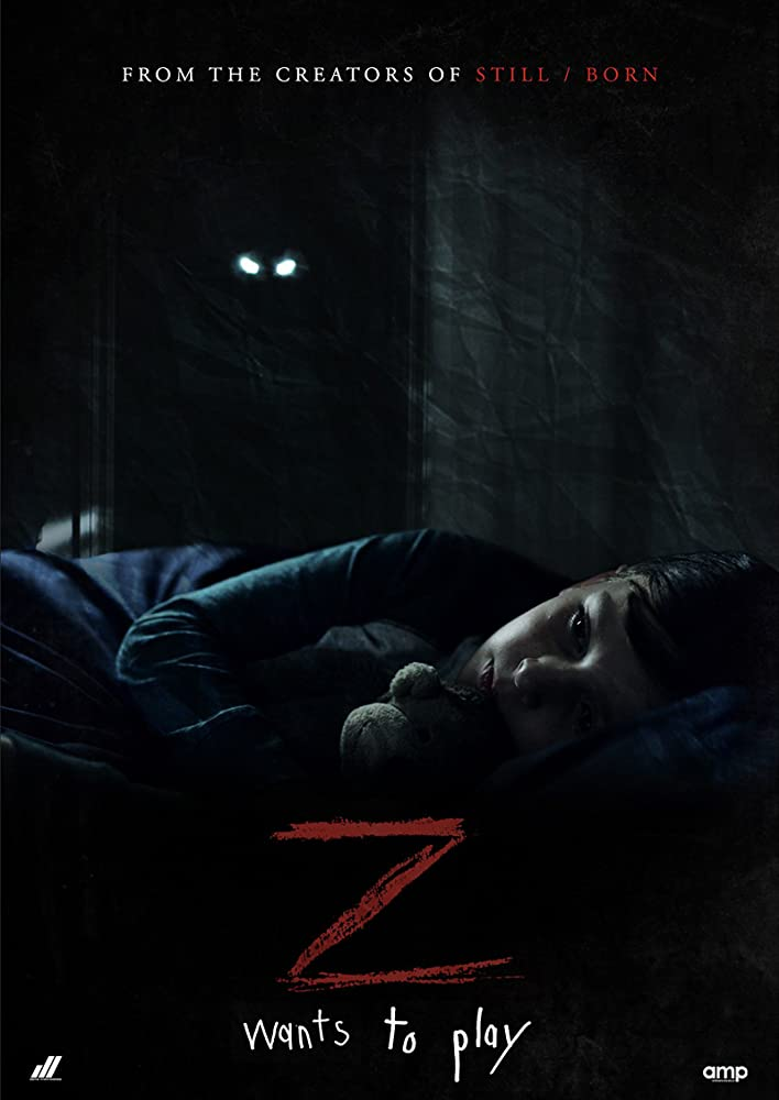 z, Movie Review by Rawlins, Rawlins GLAM, Rawlins Lifestyle, Horror, Msytery, Imaginary Friend