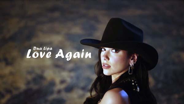 dua lipa love again lyrics