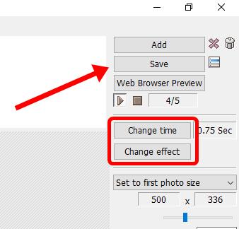 Cara Membuat Gambar Animasi GIF Bergerak di PhotoScape