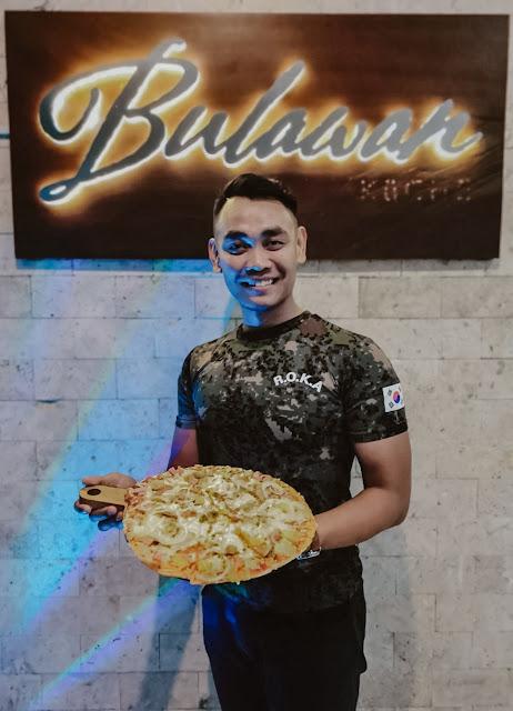 Bulawan lounge at Golden Prince Hotel Cebu