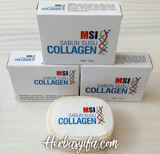 SABUN COLLAGEN MSI