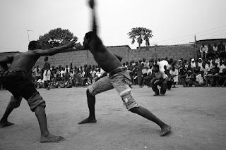 Yoruba fight night in Nigeria