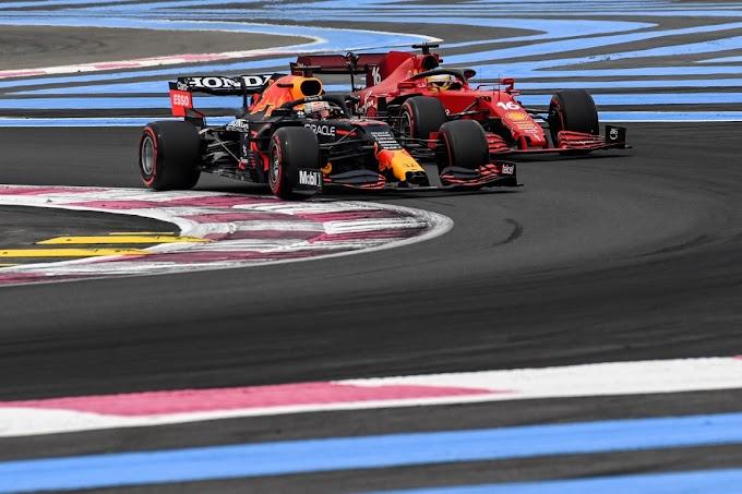 Wyniki 3 treningu przed GP Francji 2021